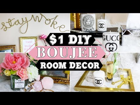 5 BROKE & BOUJEE DIY DOLLAR DECOR | Nava Rose