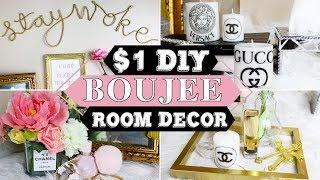 5 BROKE & BOUJEE DIY DOLLAR DECOR   DIY   Nava Rose
