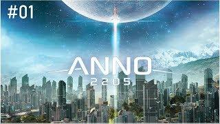 Прохождение Anno 2205 Часть 1 Работа начата