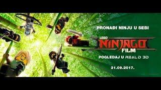 LEGO NINJAGO FILM   TRAILER #1