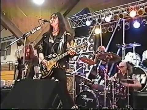 Ace Frehley tribute band - Fractured Mirror - Watchin You