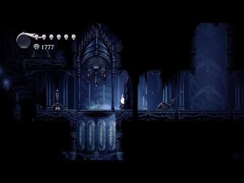 Hollow Knight | Getting Map of City of...