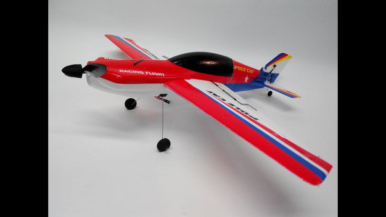 Квадрокоптер FQ777 124 Карманный мини дрон - Обзор / Как купить .