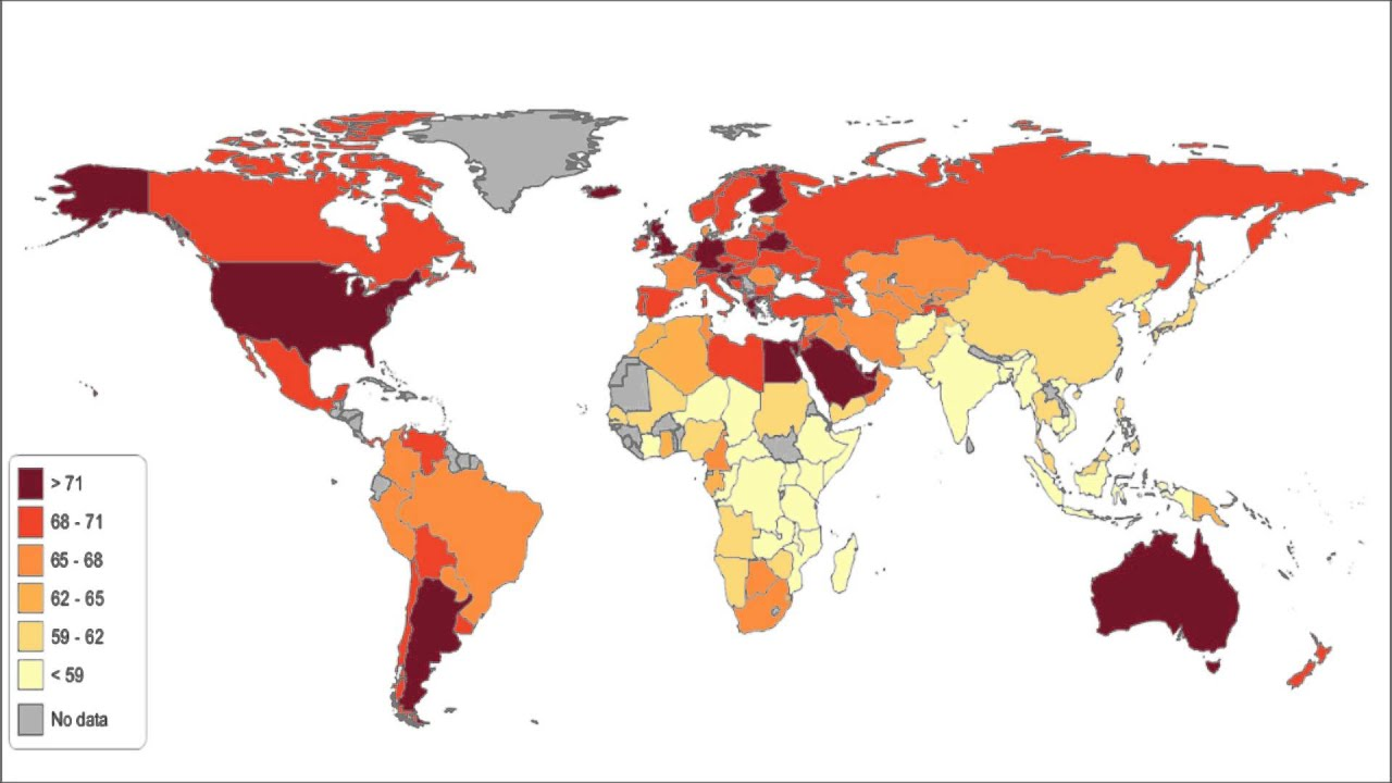 Average weight of people in every country youtube average weight of people in every country nvjuhfo Gallery