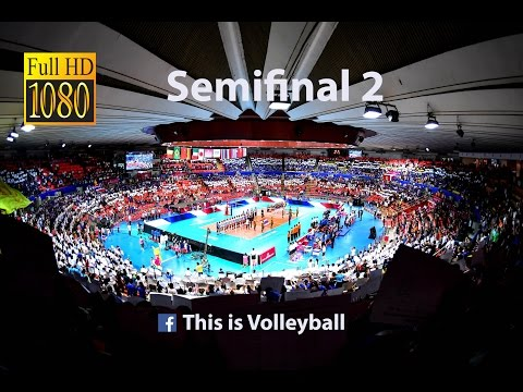USA vs Russia | 9 July 2016 | Semifinal 2 | 2016 FIVB Volleyball World Grand Prix