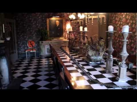 The Alice in Wonderland home -- OffBeat Spaces Video