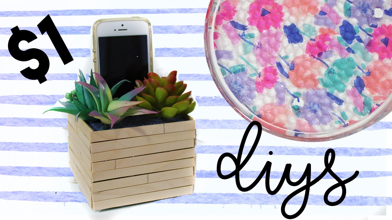 1 DIY Room Decor