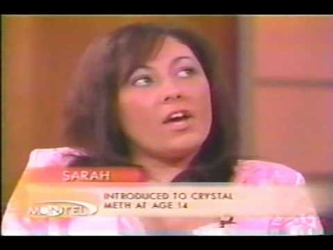 the Montel Williams show Crystal Meth Killing Our Youth pt 2