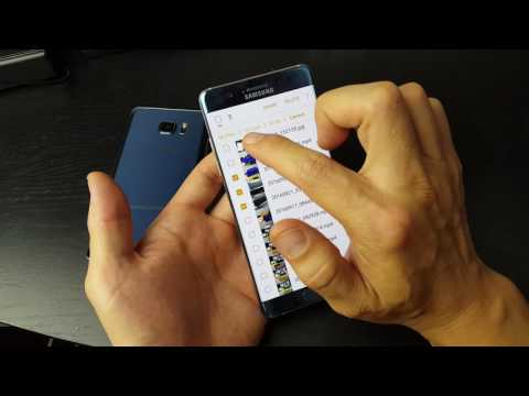 Galaxy Note 7: How to Move/Copy Photos/Videos/Music to SD Card