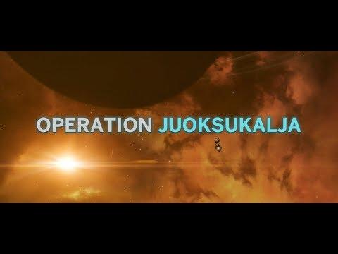 EVE Online - Operation Juoksukalja [Cinematic Story]