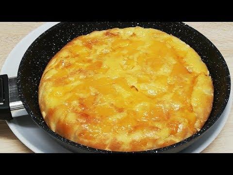 gÂteau-gourmand-cuit-a-la-poÊle-Économique-et-facile-(cuisine-rapide)