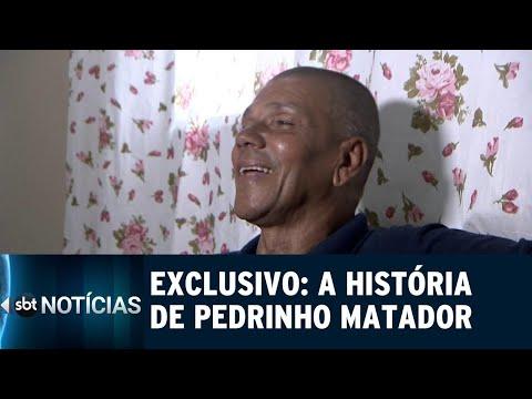 Pedrinho Matador: O Maior Assassino Do País Se Tornou Comentarista | SBT Notícias (26/12/18)
