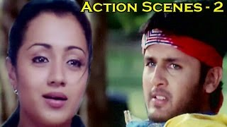 Mawali ek play boy (allari bullodu) - action scene - 2