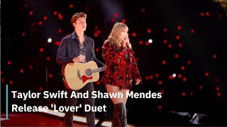 Taylor Swift And Shawn Mendes Release 'Lover' Duet