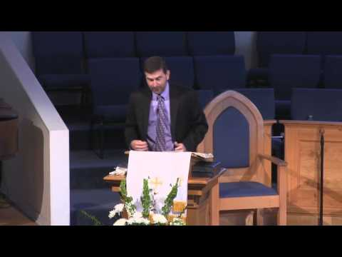 Bro Jeff Lawrence - BUMC Sermon Jan 12 2014