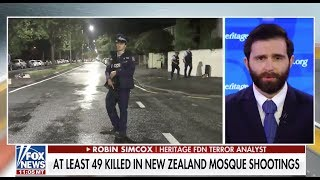 "Robin Simcox: New Zealand Attack A ""Horrendous, Horrendous Act of Terrorism"""