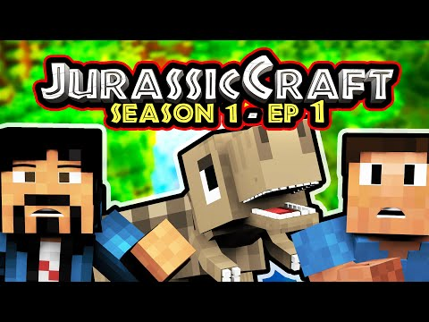 "Minecraft Roleplay - Jurassic Craft ""NO WAY HOME"" w/Chrisandthemike"