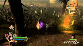Dungeon Siege III - Zaria and Her Undead Minions (PC, Xbox 360)