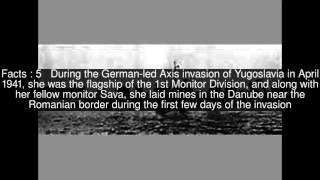 Yugoslav monitor Vardar Top  #10 Facts