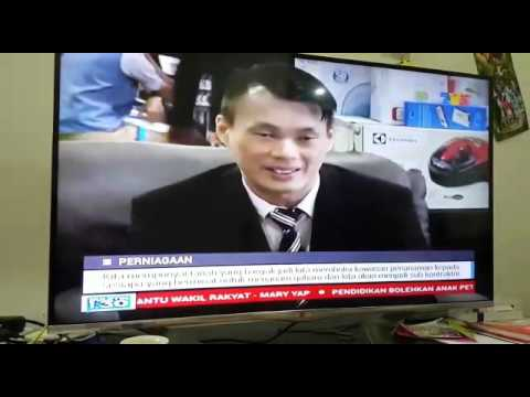 Mega Oud Plantation Programme Launching Event (TV3)