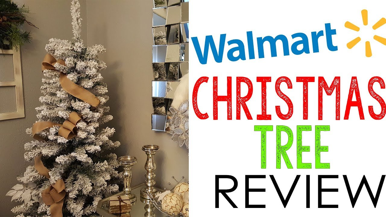 Walmart $30 Christmas Tree🎄 Review