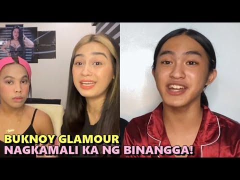 Awra at Zeinab Harake PINAHIYA si Buknoy Glamur! Vlogger VS Vlogger!