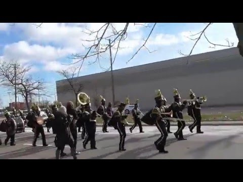 Dr. Martin Luther King Jr. High Marching Band