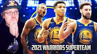 Mutual interest between the golden state warriors and giannis antetokounmpo could mean doom for rest of league...again!2nd channel: https://goo.gl/8v...