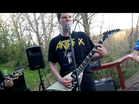 Deathwatch- My Last Words (Megadeth cover)