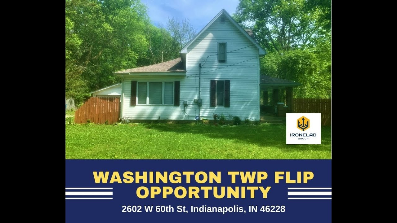 Washington Twp Flip Opportunity