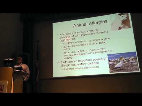 Volunteer Animal Exposure Occupational Health and Safety Training