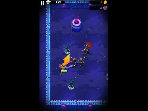 Barbaric: The Golden Hero android gameplay