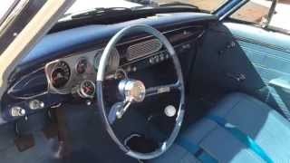 1964 327 4-Speed Chevy Nova Wagon