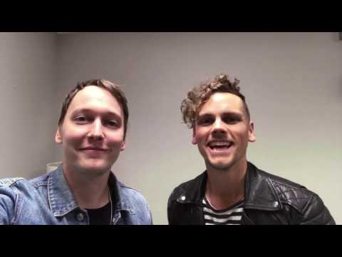 Mack Brock and Chris Brown of Elevation Worship are excited for Elevating Haiti!