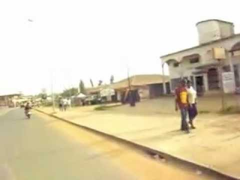 SAM_0319.flv Kumba Call for Youth Action for Change in Cameroon in 2013. Travel Video