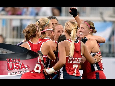 Qualified: Field Hockey Is Heading To Rio