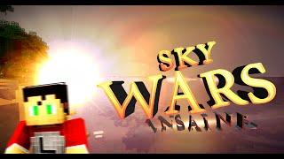 Sky Wars INSAINE #2 | НА КРИСТАЛИКСЕ