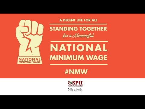 Demand a meaningful national minimum wage!
