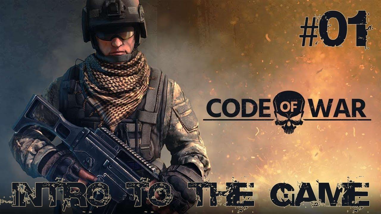 <b>Code of War</b>] Intro to the <b>game</b> - YouTube