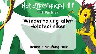 Drachenkinder 10-12 Holz 11 mit Partner