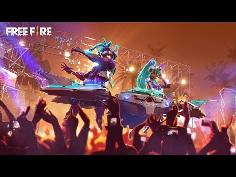 Garena Free Fire Ost- New Theme Song 2019extended Version