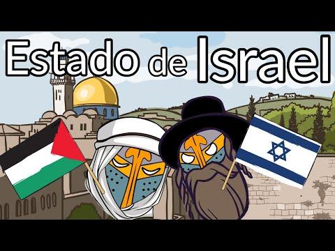 A História Do Estado De Israel: O Conflito De Israel E Palestina