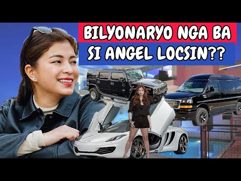 GAANO KA YAMAN SI ANGEL LOCSIN? Biography, Career, Networth, House, Cars (Angel Locsin Lifestyle)