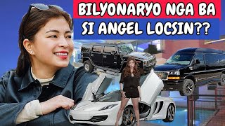 GAANO KA YAMAN SI ANGEL LOCSIN? Biography, Career, Networth, House, Cars (Angel Locsin Lifestyle)