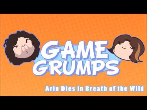 Game Grumps: Breath of the Wild Death Compilation | Part 1