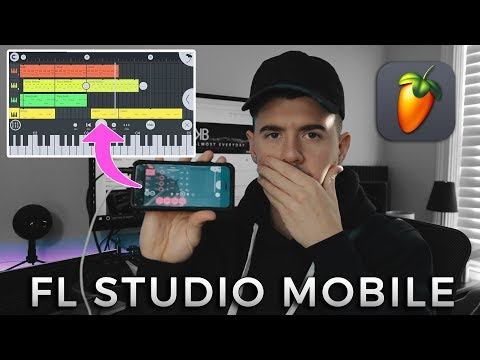 How to Use FL Studio Mobile in 2019! - FL Studio Mobile