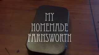 My Homemade Farnsworth - Warehouse 13