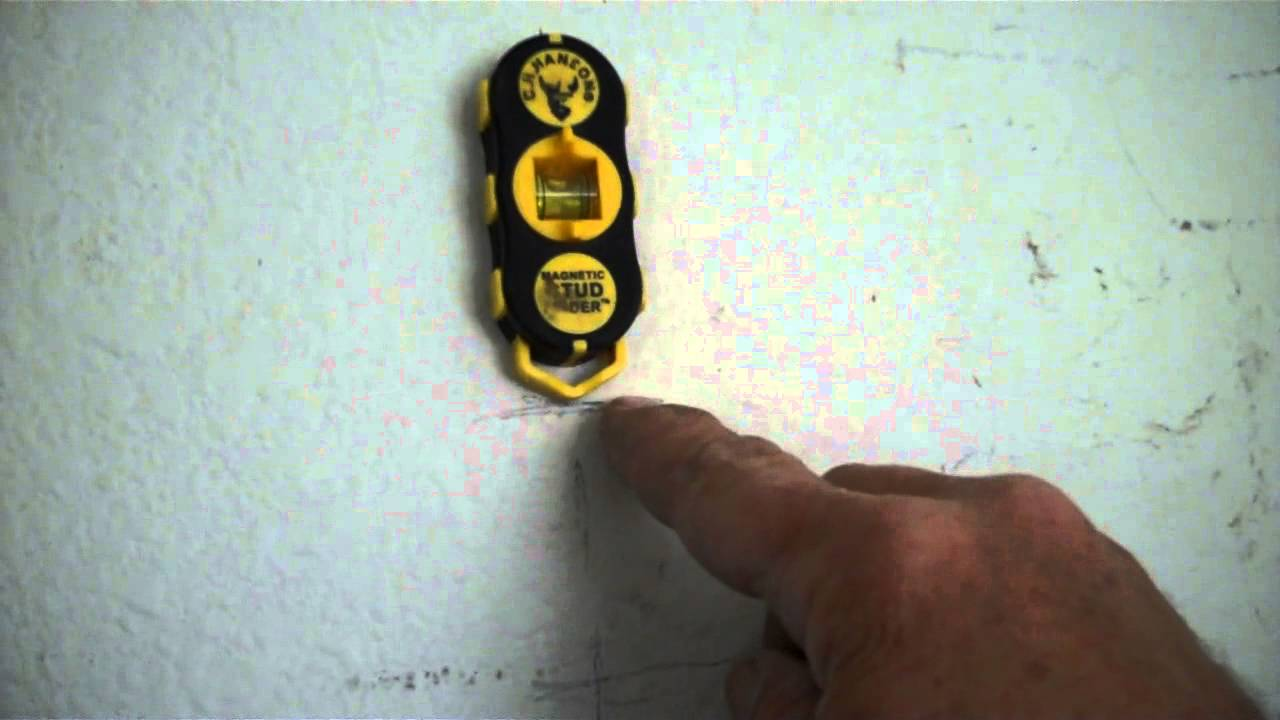Hanson C H 03040 Magnetic Stud Finder