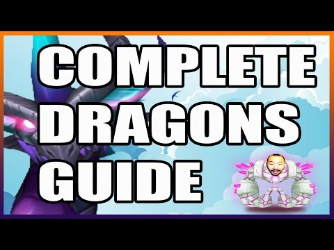 Build Your Own Dragons Team: Summoners War