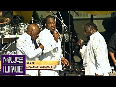 The O'Jays - New Orleans Jazz & Heritage Festival 2015
